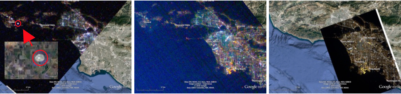 CubeSats to measure light pollution – Travis Longcore