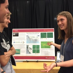 (Award-winning) light pollution research at USC undergraduate symposium