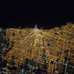 Chicago, the Night Should Not Look Like the Day